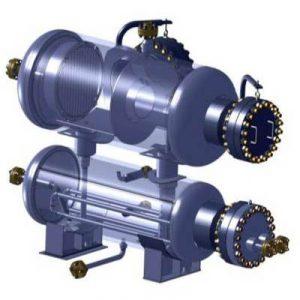 Газосепаратори інерційно-фільтруючого типу