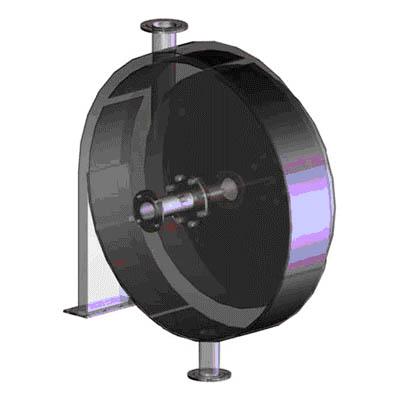 Вихровий розпилювальний протитечійний масообмінний апарат (ВРПМА)