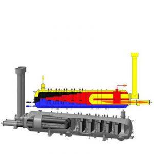 Багатофункціональний нафтогазоводорозділювач типу «Heater-Treater»