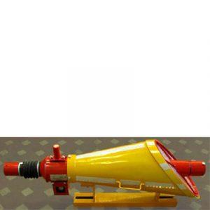 Система придушення вибухів