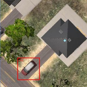 Багатоцільовий дрон з автоматичною ідентифікацією об'єктів на місцевості
