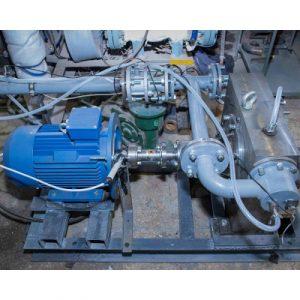 Turbogenerators based on vortex turbines