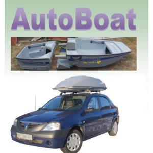 """AutoBoat"" – full-featured folding boat-box"