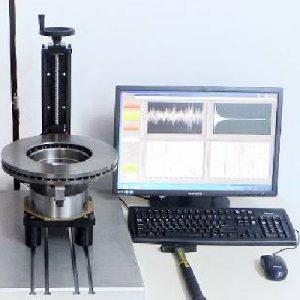 Програмно-апаратний комплекс для виявлення дефектів автомобільних гальмових дисків