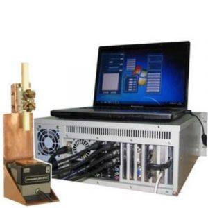 Приставка вакуумного скануючого тунельного мікроскопа для РЕМ